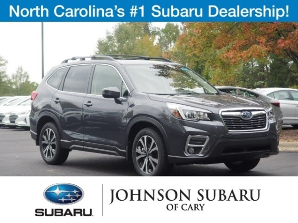 2020 Subaru Forester in Cary, NC