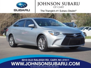 2017 Toyota Camry Se I4 Automatic For In Cary Nc