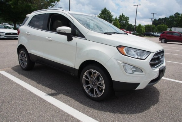 2019 Ford EcoSport in Wake Forest, NC