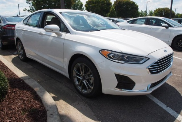 2020 Ford Fusion in Wake Forest, NC