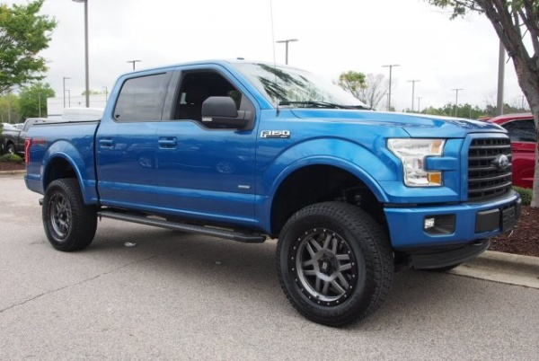 2016 Ford F-150 in Wake Forest, NC