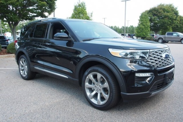 2020 Ford Explorer in Wake Forest, NC