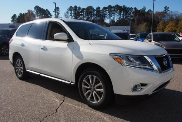 2014 Nissan Pathfinder in Wake Forest, NC
