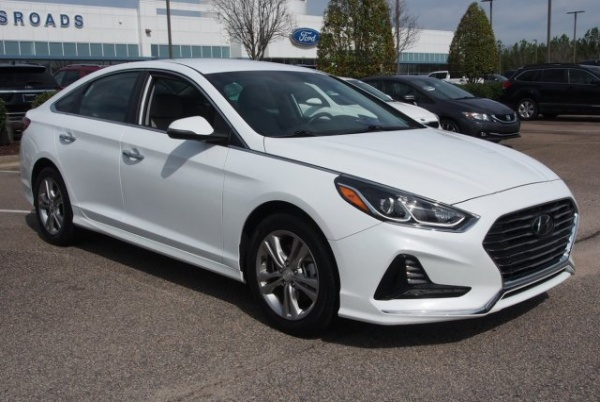 2018 Hyundai Sonata in Wake Forest, NC