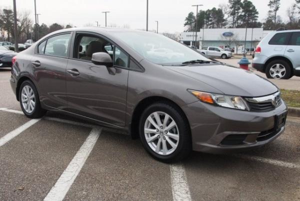 2012 Honda Civic in Wake Forest, NC