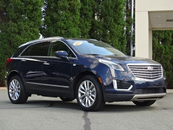 2017 Cadillac Xt5 Platinum Awd For Sale In Greensboro Nc Truecar