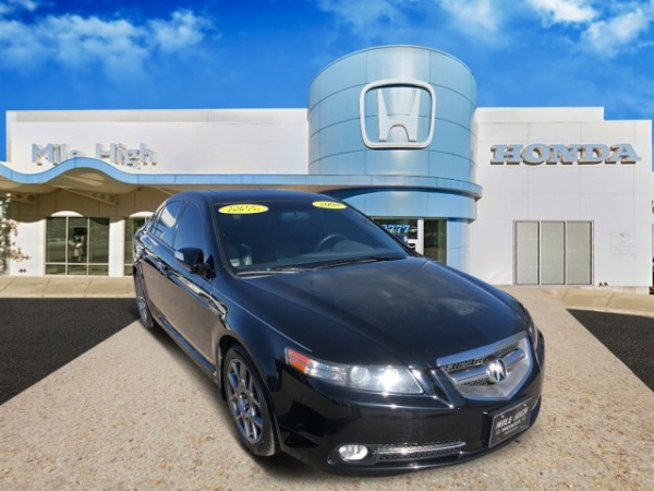 Used Tires Denver >> 2008 Acura TL Type-S Automatic For Sale in Denver, CO | TrueCar