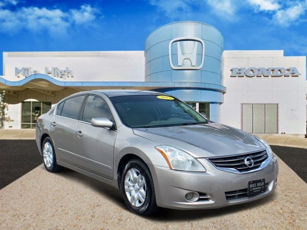 2012 Nissan Altima in Denver, CO