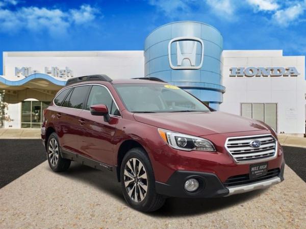 2017 Subaru Outback in Denver, CO