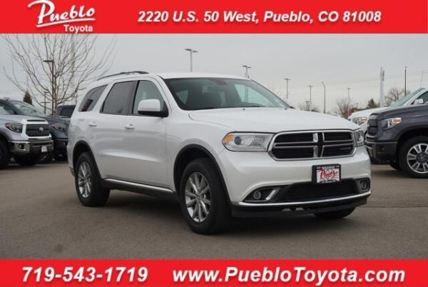 2017 Dodge Durango in Pueblo, CO