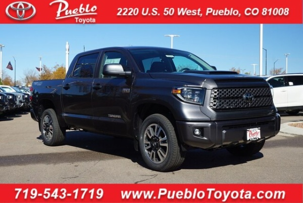 2020 Toyota Tundra in Pueblo, CO