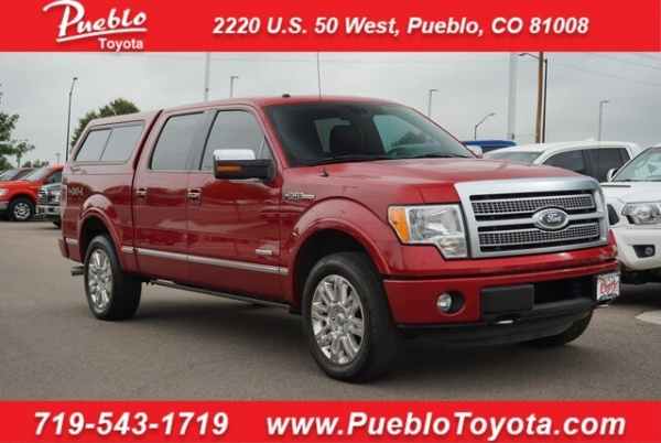 2012 Ford F-150 in Pueblo, CO