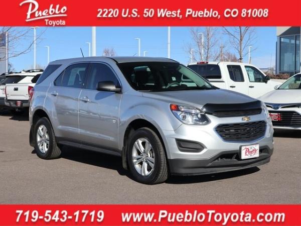 2016 Chevrolet Equinox in Pueblo, CO
