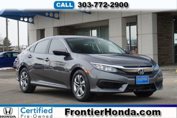 2018 Honda Civic in Longmont, CO