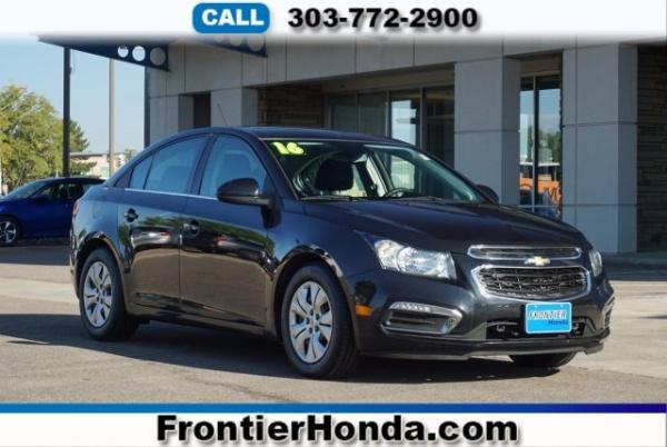 2016 Chevrolet Cruze Limited in Longmont, CO