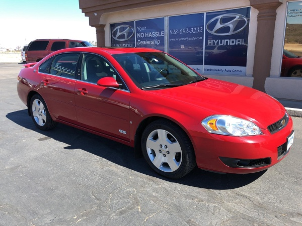 50 Best Used Chevrolet Impala Ss For Sale Savings From 1889