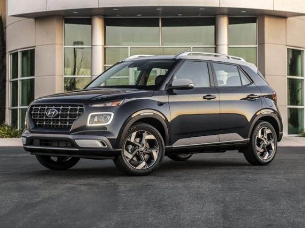 2020 Hyundai Venue in Salt Lake City, UT