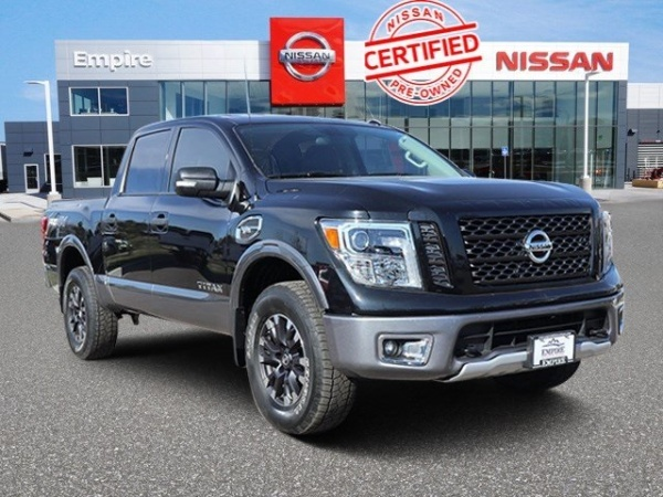 2017 Nissan Titan in Lakewood, CO