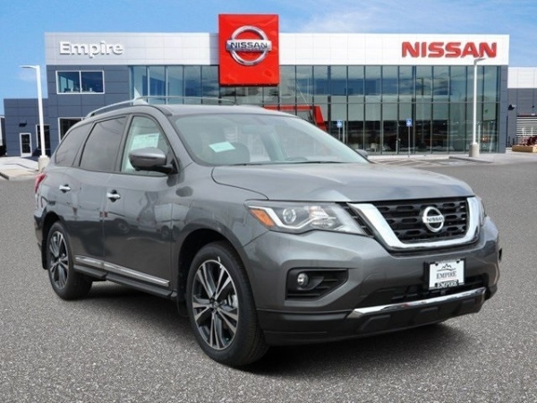 2020 Nissan Pathfinder in Lakewood, CO