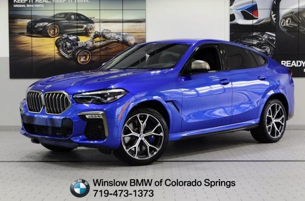2020 BMW X6 in Colorado Springs, CO