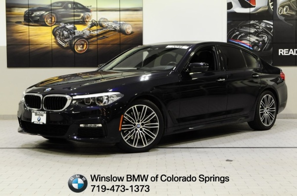2018 BMW 5 Series in Colorado Springs, CO