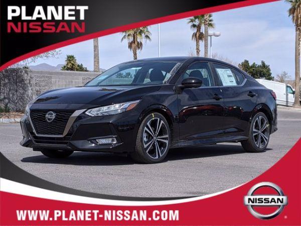2020 Nissan Sentra in Las Vegas, NV
