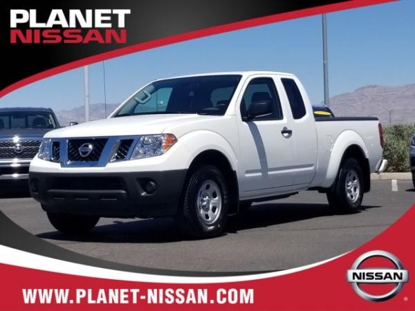 2018 Nissan Frontier in Las Vegas, NV