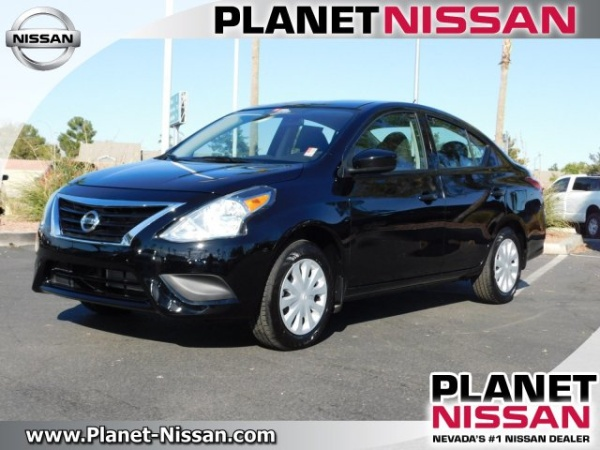 2018 Nissan Versa In Las Vegas, NV
