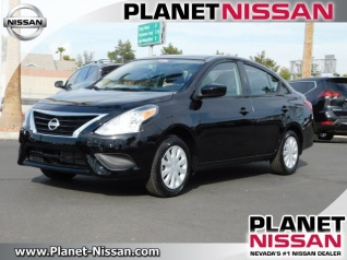 Used 2018 Nissan Versa S Manual For Sale In Las Vegas, NV