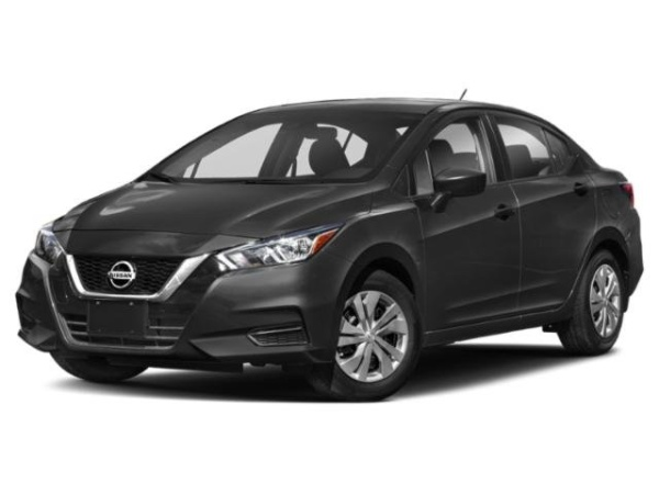 2020 Nissan Versa in Las Vegas, NV