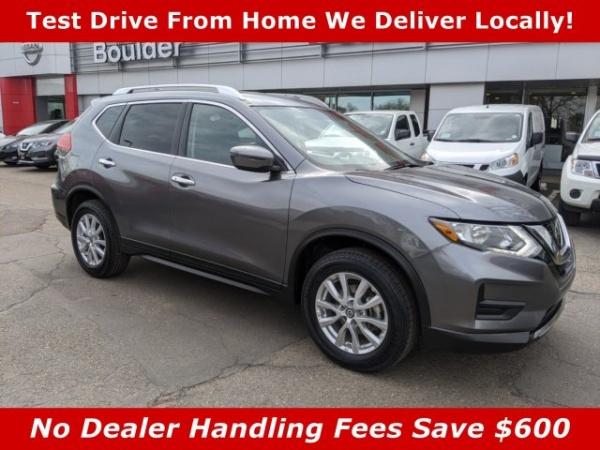 2017 Nissan Rogue in Boulder, CO