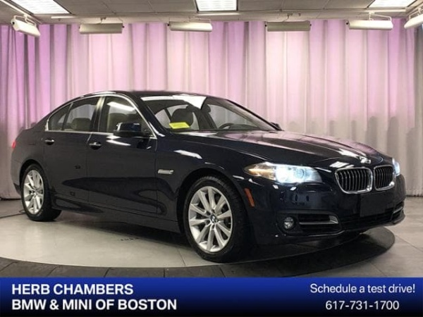 2016 BMW 5 Series 535i xDrive Sedan For Sale in Boston, MA