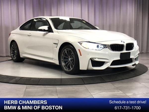2016 BMW M4 in Boston, MA
