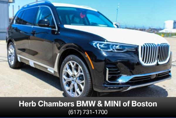 2019 BMW X7 in Boston, MA
