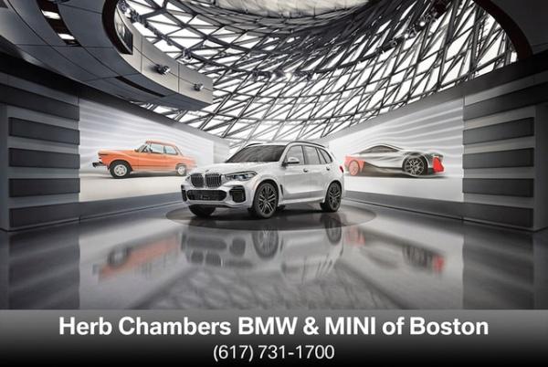 2019 BMW X5 in Boston, MA