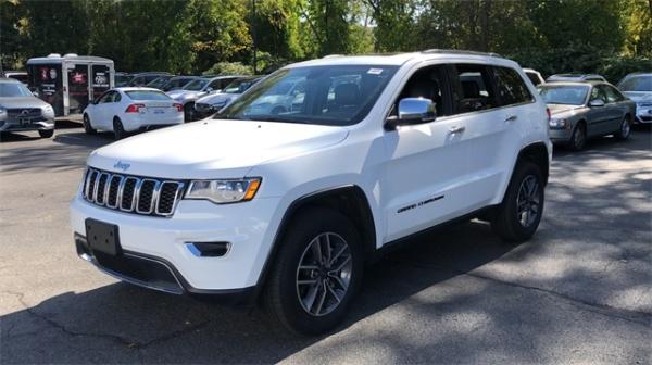 2019 Jeep Grand Cherokee in Haverhill, MA