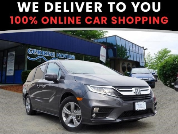 2020 Honda Odyssey in Lebanon, NH