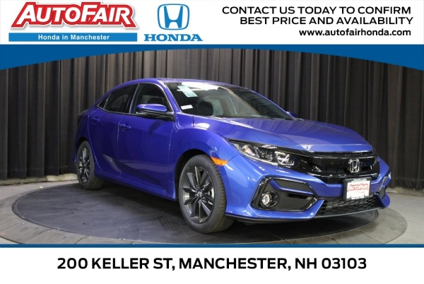 2020 Honda Civic in Manchester, NH