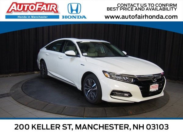 2020 Honda Accord in Manchester, NH