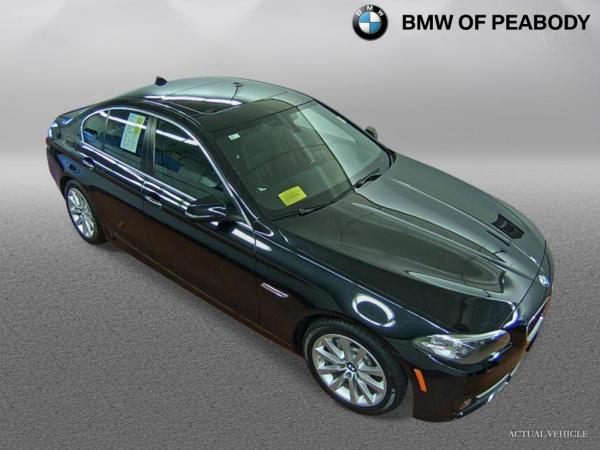 2016 BMW 5 Series 535d xDrive