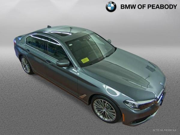 2019 BMW 5 Series in Peabody, MA