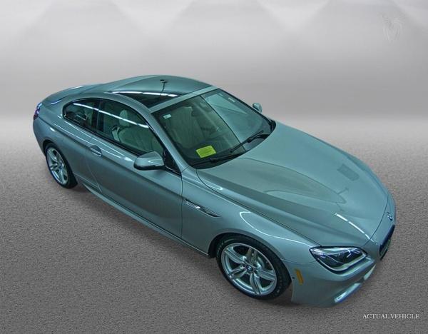 2017 BMW 6 Series in Peabody, MA