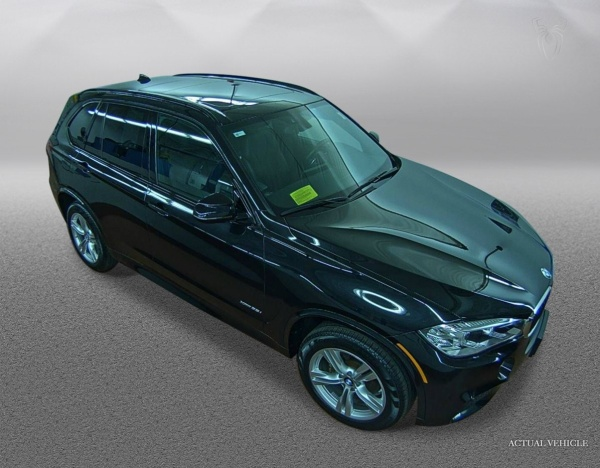 2017 BMW X5 in Peabody, MA