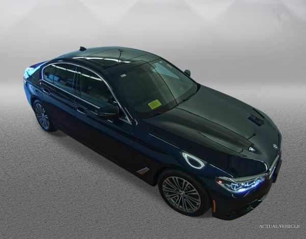 2017 BMW 5 Series in Peabody, MA