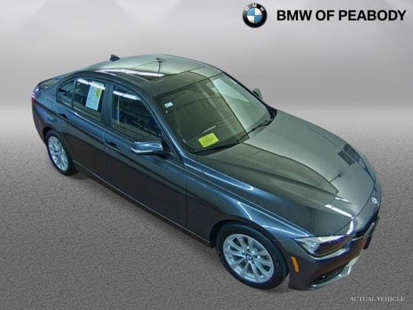 2016 BMW 3 Series in Peabody, MA