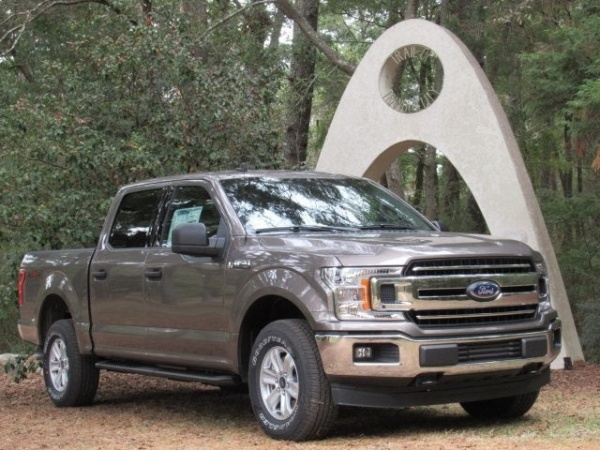 2019 Ford F-150 in Crystal Springs, MS
