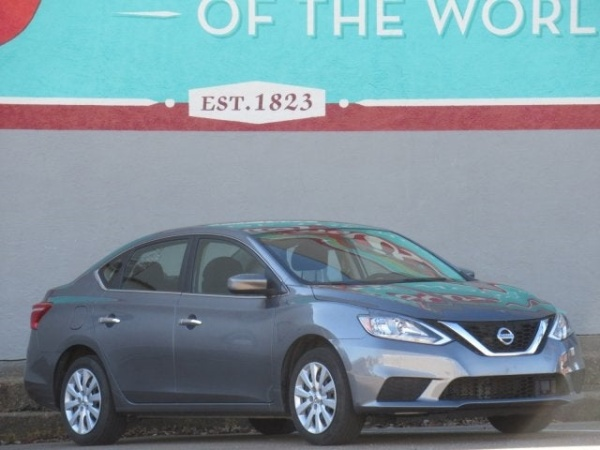 2018 Nissan Sentra in Crystal Springs, MS