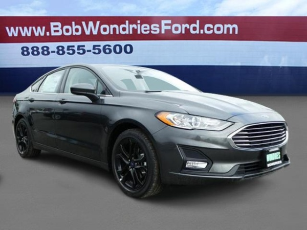 2019 Ford Fusion in Alhambra, CA