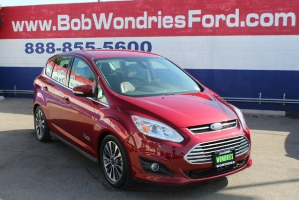 2017 Ford C-Max in Alhambra, CA