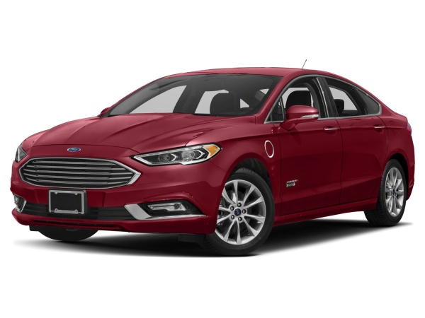 2017 Ford Fusion in Alhambra, CA